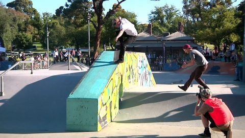 """No Meat Pies, No Glory"" DEMO: Melbourne, Australia 