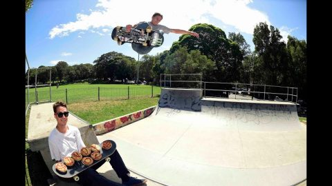 """No Meat Pies, No Glory"" 