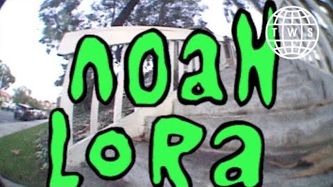 Noah Lora, Footage Party 3 | TransWorld SKATEboarding