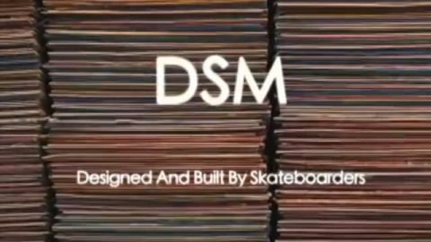 NOMAD SKATEBOARDS DSM MANUFACTURING - Nomadskateboards