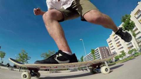 NOMAD SKATEBOARDS - SUMMERTIME | Nomadskateboards
