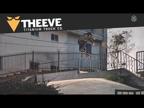 Norman Woods Theeve Part | TransWorld SKATEboarding - TransWorld SKATEboarding