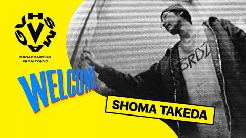 NORTHERN COMPANY WELCOMES SHOMA TAKEDA | VHSMAG SKATEBOARDING