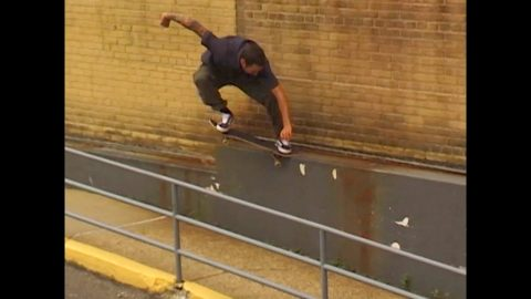 Northern Friends Section - Hot Plate | Vague Skate Mag