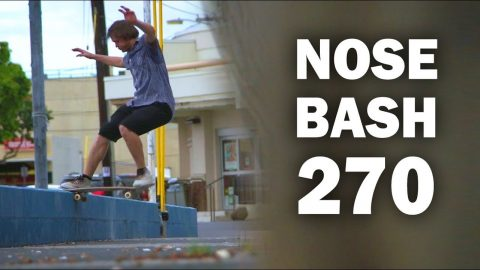Nose Bash 270: John Motta || ShortSided - Brett Novak
