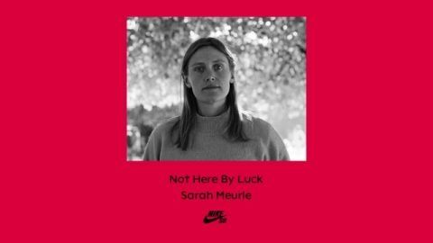 Not Here By Luck   Sarah Meurle   WASTED TALENT