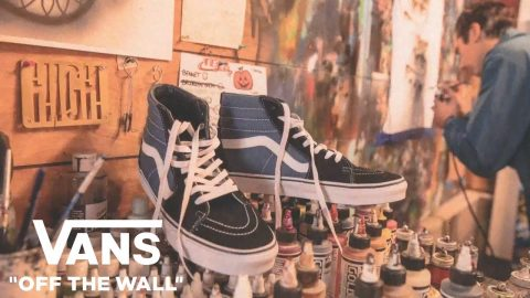 Not Just One Thing – The Sk8-Hi | VANS - Vans