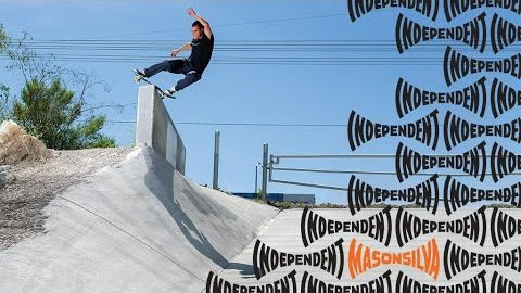 Nothing Can Stop SOTY Mason Silva! | Behind The AD | Independent Trucks