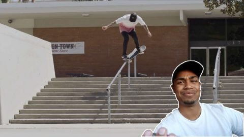 Nyjah Huston | Till Death Street Part (Review) - LamontHoltTV