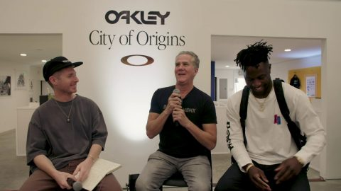Oakley City Of Origins: Nigel Sylvester & Bob Haro | Oakley