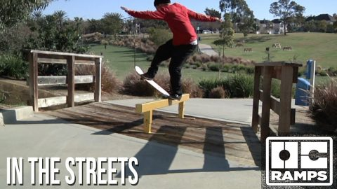 OC Golf Courses and Skateboarding Rails! - OC Ramps