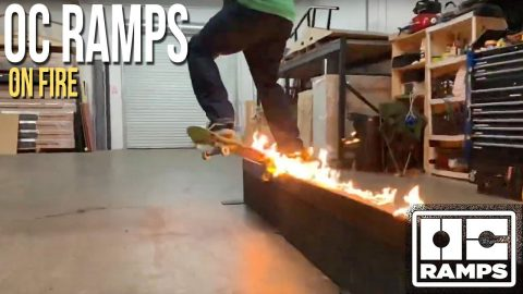OC Ramps is on fire! | OC Ramps