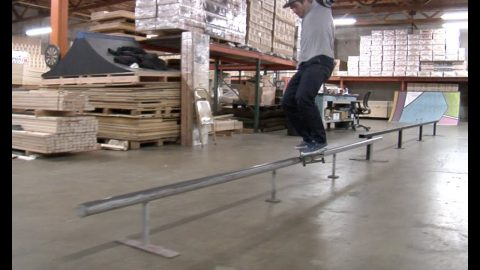 OC Ramps Session Zach Doelling Raw - E. Clavel