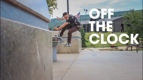 Off The Clock: Bryan Gennaro and Ronnie Gordon - Woodward Camp
