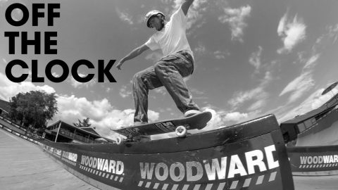Off the Clock: Ryan Hodgdon | Woodward Camp