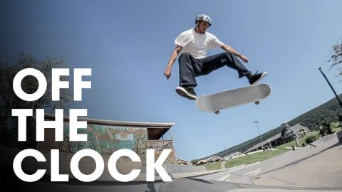 Off The Clock: Tommy Ries and Matthew McCauley | Woodward Camp
