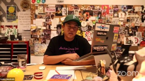 OFFICE HOURS with Bobby Hundreds Ep. 08 | THE HUNDREDS
