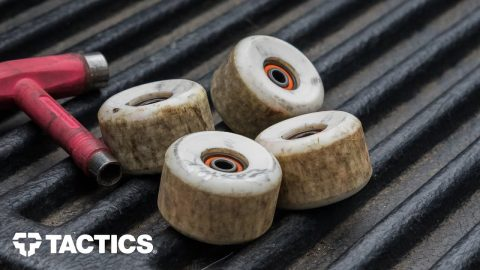 OJ Elite Hardline Skateboard Wheels Review - Tactics | Tactics Boardshop