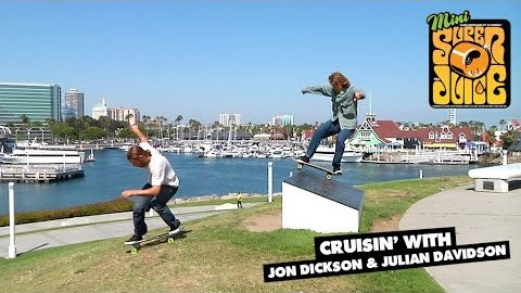 OJ Wheels | Cruisin' Jon Dickson & Julian Davidson | OJ Wheels