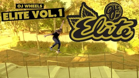 "OJ Wheels' ""Elite"" Vol. 1 