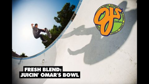 OJ Wheels / Fresh Blend: Omar's Bowl - OJ Wheels