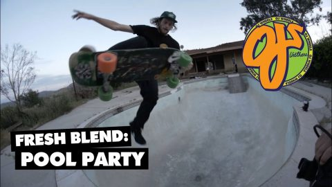 OJ Wheels | Fresh Blend: Pool Party - OJ Wheels