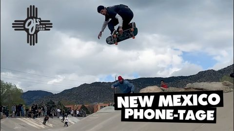 OJ Wheels | New Mexico Phone-Tage | OJ Wheels