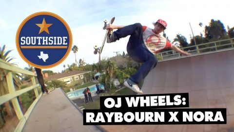 OJ Wheels | SouthSide Party: Ben Raybourn x Nora Vasconcellos - OJ Wheels