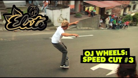 OJ Wheels | Speed Cut #3 | OJ Wheels