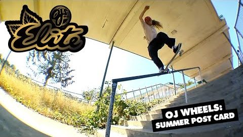 OJ Wheels | Summer Post Card | OJ Wheels