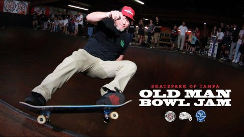 Old Man Bowl Jam 2018 - Skatepark of Tampa