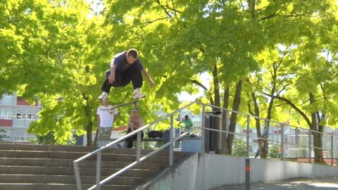 Oliver Weismantel – Fancy and Free | Freeskatemag