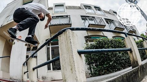 Olivier Durou, Rave Skateboards' Family & Friends Part | TransWorld SKATEboarding