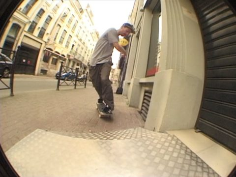 Olivier TAVU Ente - Bud Powell Part - Magenta Skateboards