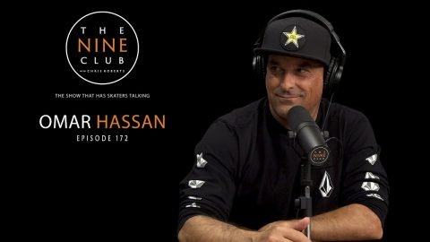 Omar Hassan | The Nine Club With Chris Roberts - Episode 172 | The Nine Club