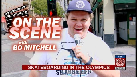 """On The Scene"" with Bo Mitchell: Skateboarding in the Olympics 