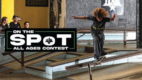 On The SPoT All Ages Contest 2021 | Skatepark of Tampa