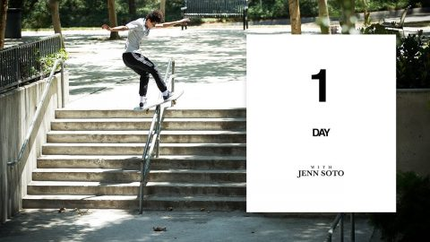 One Day with Jenn Soto | The Berrics