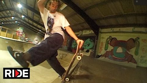 One Hour - All the Blunts with Alex Hallford - RIDE Channel