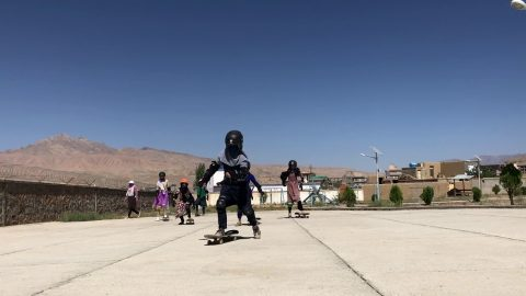 Only a few days left to donate to our Skate School 5: Bamyan, fundraising campaign! | Skateistan