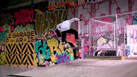 Opening Le Garage Skatepark/Shop in Paris, France - Flatspot Magazine