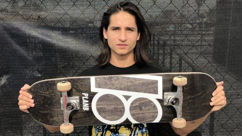 OSCAR MEZA BOARD SET UP AND INTERVIEW !!! - NKA VIDS - | Nka Vids Skateboarding