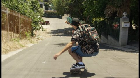 Out In The Wild | HUF X JanSport With Salomon Cardenas | The Berrics