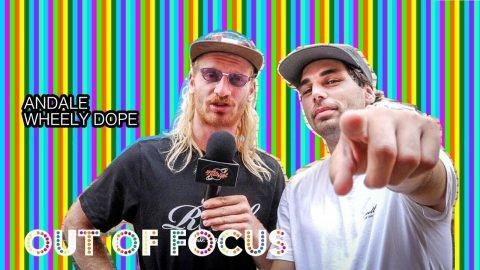 Out of Focus: Andale Wheely Dope (Kevin Tshala, Nick Steenbeke, Douwe Macare) - Flatspot Magazine