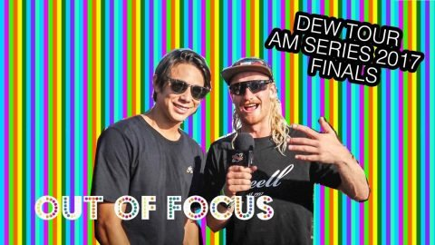 Out of Focus: Dew Tour AM Series Finals (Sean Malto, Jordan Maxham, Roger Silva) - Flatspot Magazine