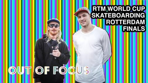 Out of Focus: RTM World Cup Skateboarding Finals Ivan Monteiro, Sewa Kroetkov, Vincent Milou - Flatspot Magazine