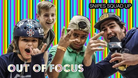 Out of Focus: Snipes #SquadUp (Rob Maatman, Shajen Willems, Kevin Tshala) - Flatspot Magazine