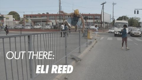 Out There: Eli Reed | ThrasherMagazine