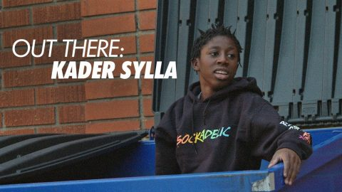 Out There: Kader Sylla | ThrasherMagazine