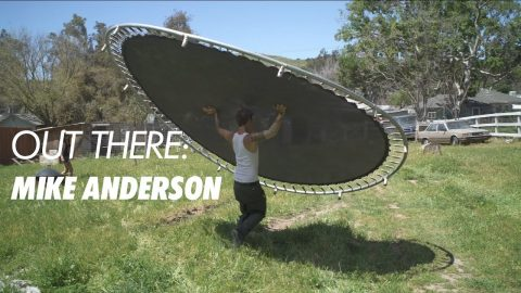 Out There: Mike Anderson | ThrasherMagazine